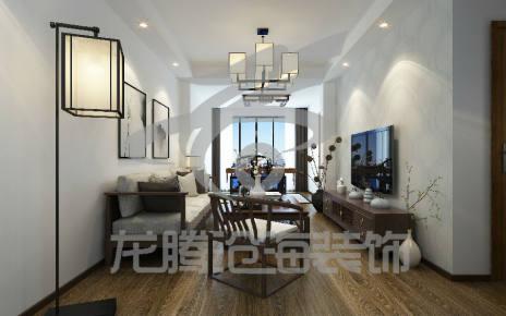香榭园新中式风格