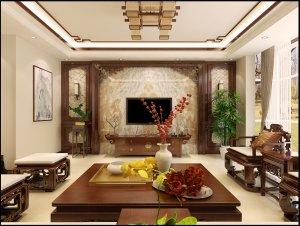 格林风景复式 旧房改造260㎡四室两厅16万