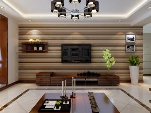 涌金门 平层 140㎡ 3室两厅 现代 全包