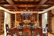 泽园别墅东南亚风格