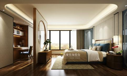 玥湖园-新中式-别墅