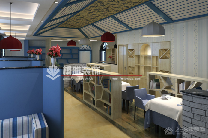 咖啡厅装修设计