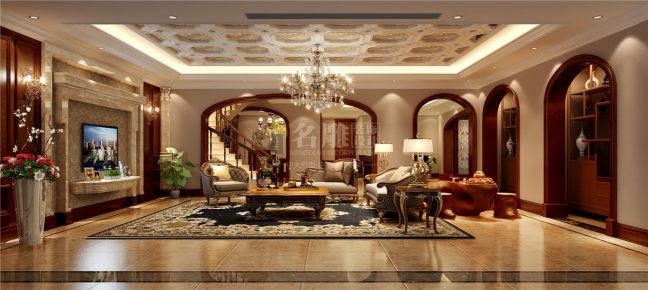 融创伊顿庄园-美式风格-别墅