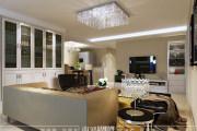 |南鸿装饰|莫邪塘南村 平层 60方 现代风格