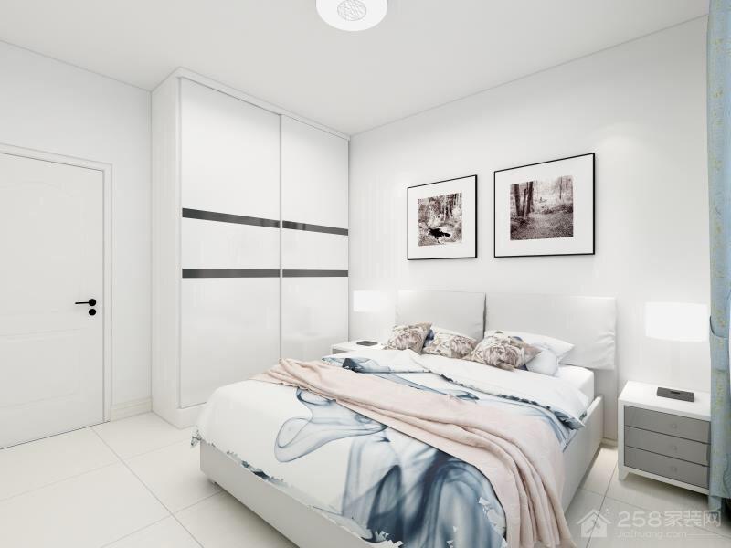 南国威尼斯两房装修效果图