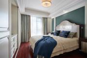 |南鸿装饰|世纪新城 三居 125方 美式新古典