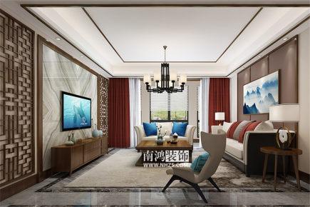 金鼎公寓 三居 140方 中式风格