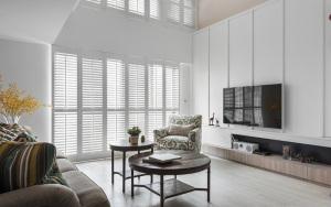 阿奎利亚76平米复式三居室北欧风格装修效果图