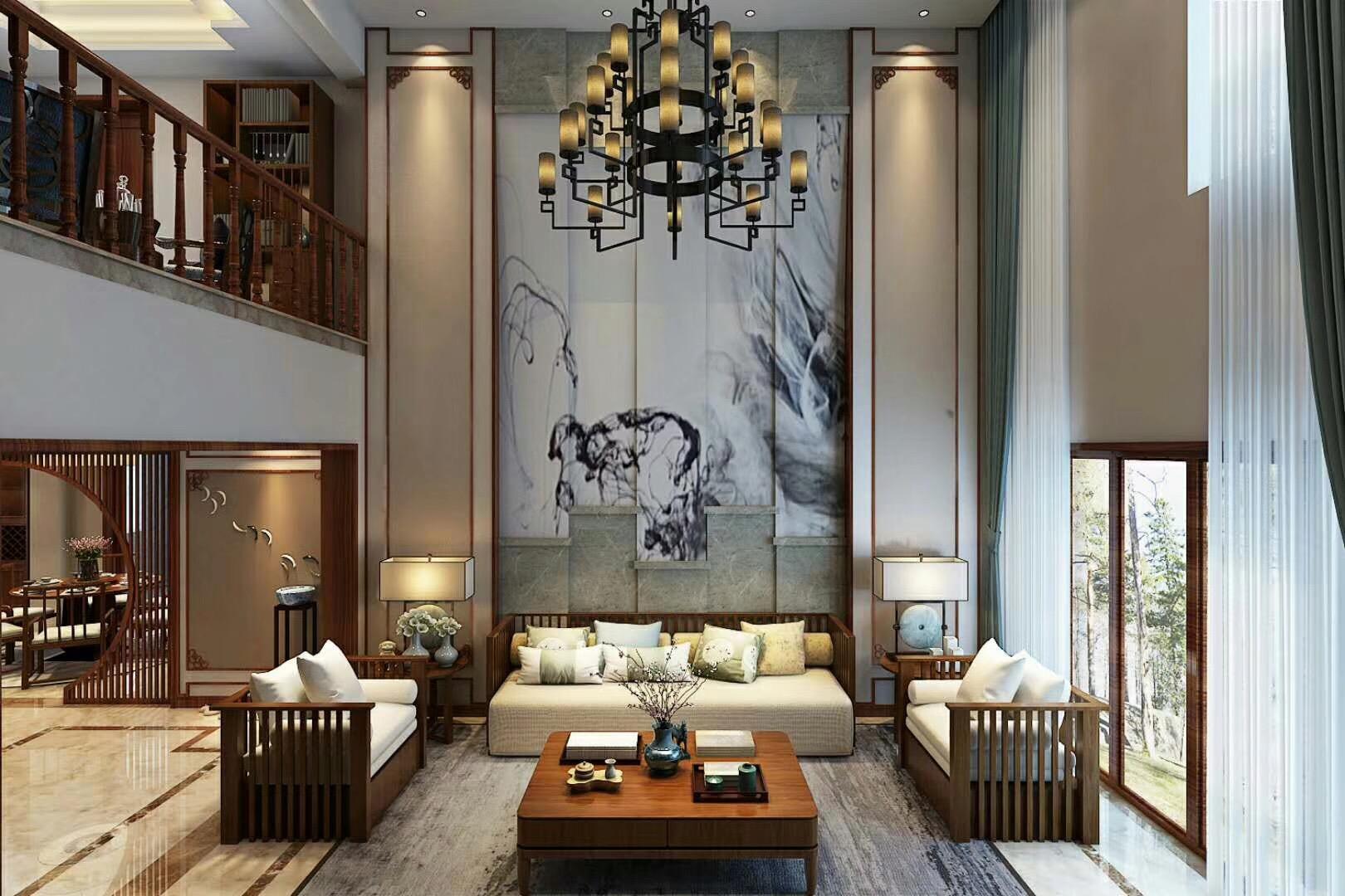 碧桂园中式风格