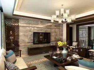 国瑞城别墅中式风格