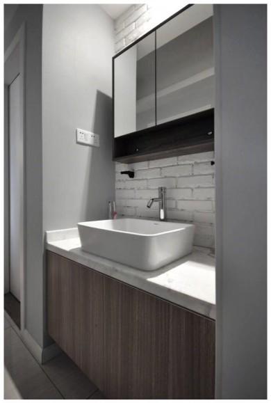 79平现代简约风格家具装修设计