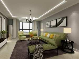 浩达公寓三室现代简约