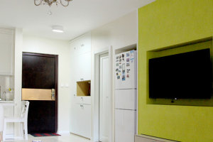 精致简约公寓给您不一样的小清新