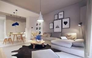 二居室北欧风格