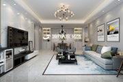 万象城140平米三室两厅现代简约风格
