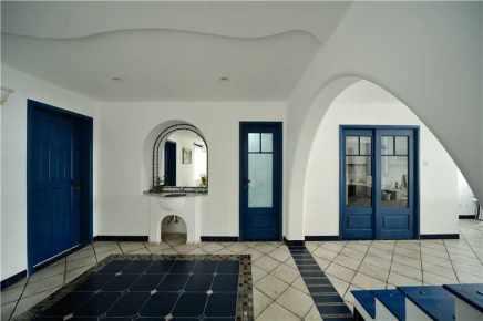 万科金色悦城地中海风格118平米