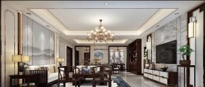 碧桂园-新中式-四居室
