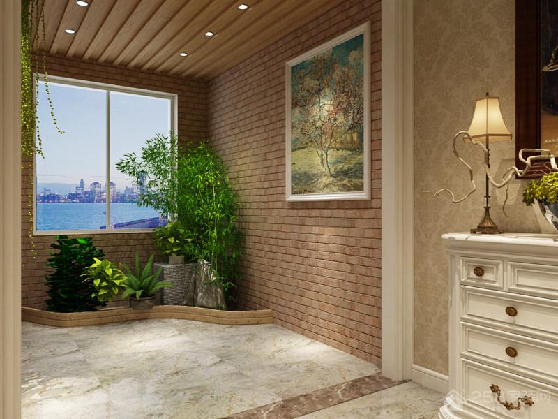 中交中央公园欧式三居室