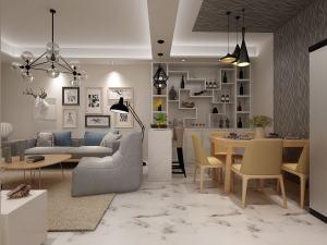 金榜世家-温馨小居室