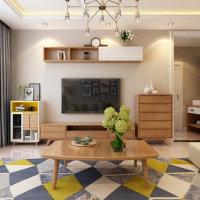 现代小户型客厅装修效果图