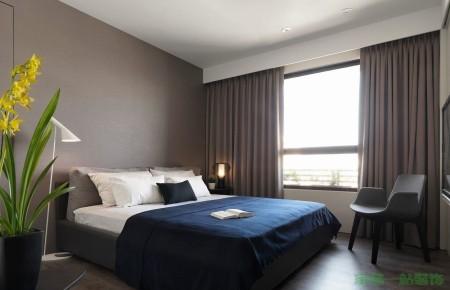汇龙湾两居室现代风格