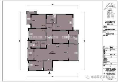 苏建名都城新中式