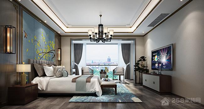美之国别墅新中式风格