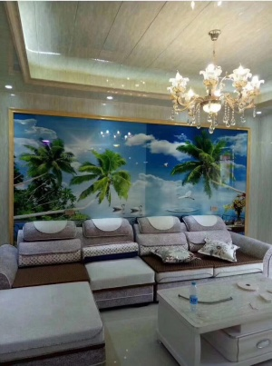 绿港家园三室一厅
