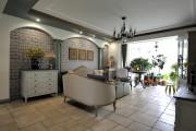 149平米公寓中式风格