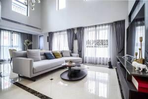 中外公寓(210方现代风)