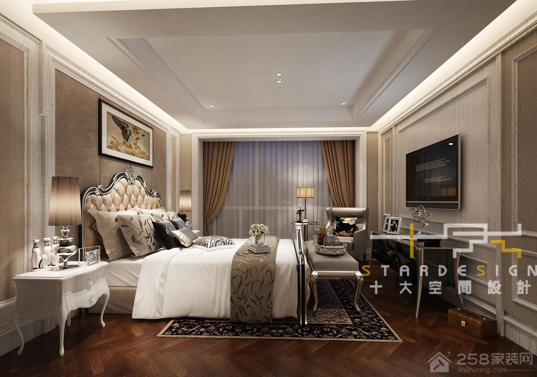 十大空間設計 ‖ 美式住宅設計