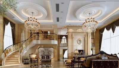 欧洲豪庭别墅