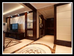 中海国际中式别墅装修效果图