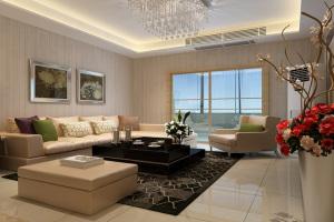 月亮湾现代简约小居室