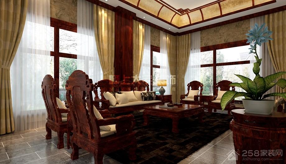 青竹园-中式风格