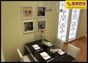 中铁逸都国际89平现代简约家庭精装修设计效果图