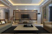 润城90平两居室现代简约风格设计方案