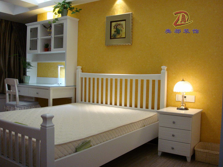 三居室现代简约风格