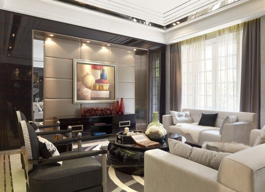 现代居家设计