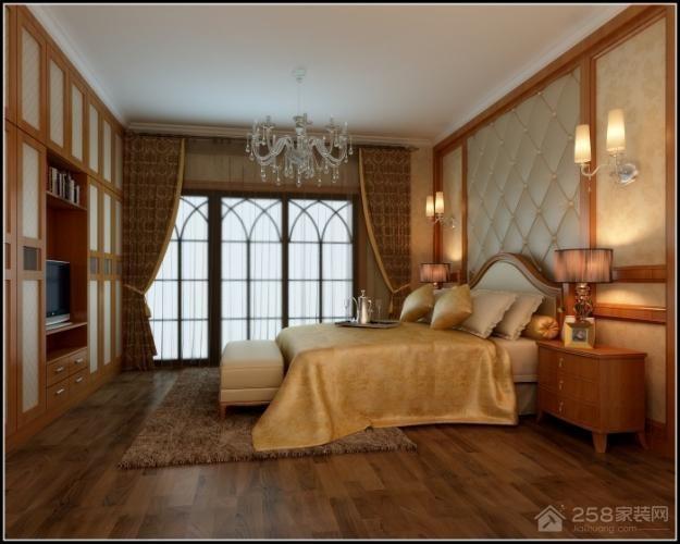 白金瀚-两室两厅-混搭风格