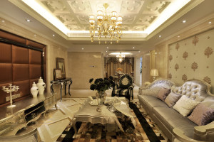 欧式风格--土豪之家
