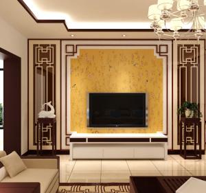 山水黔城-新中式风格