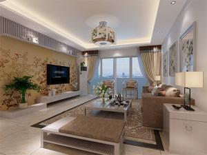 三居室现代家居