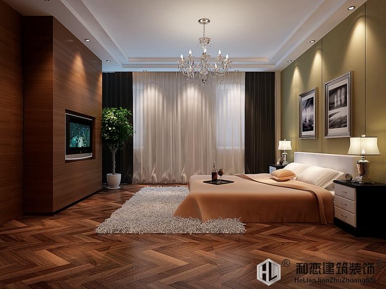 和恋建筑装饰两室