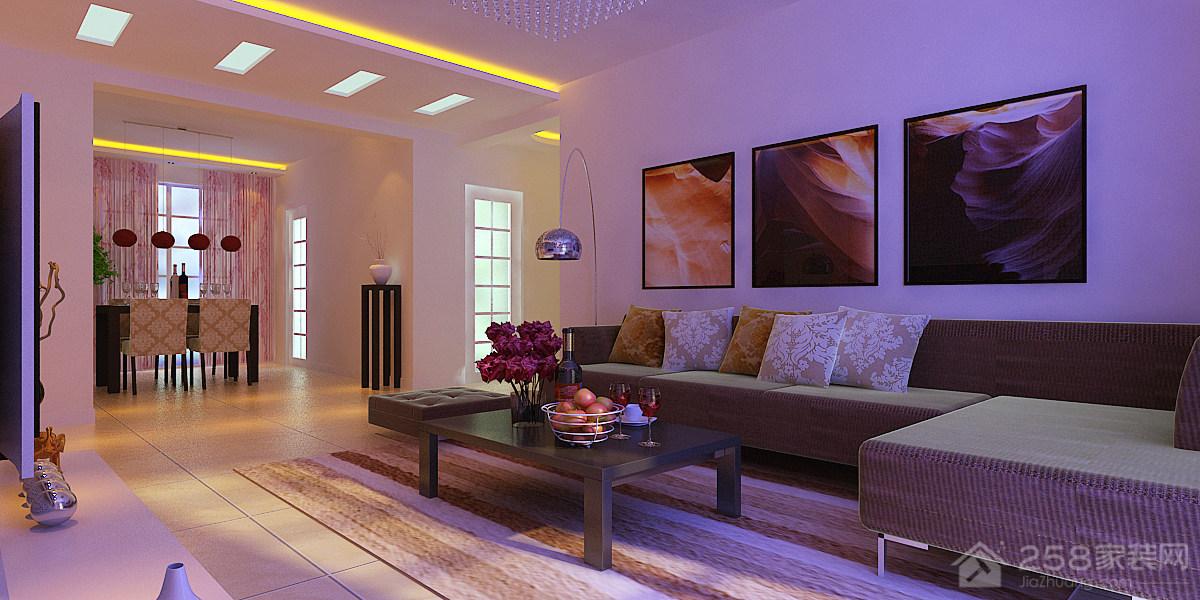 金日紫都三居室