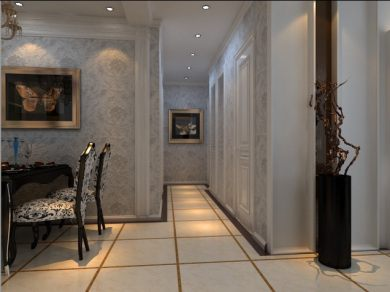 首创国际98㎡两居室现代风格