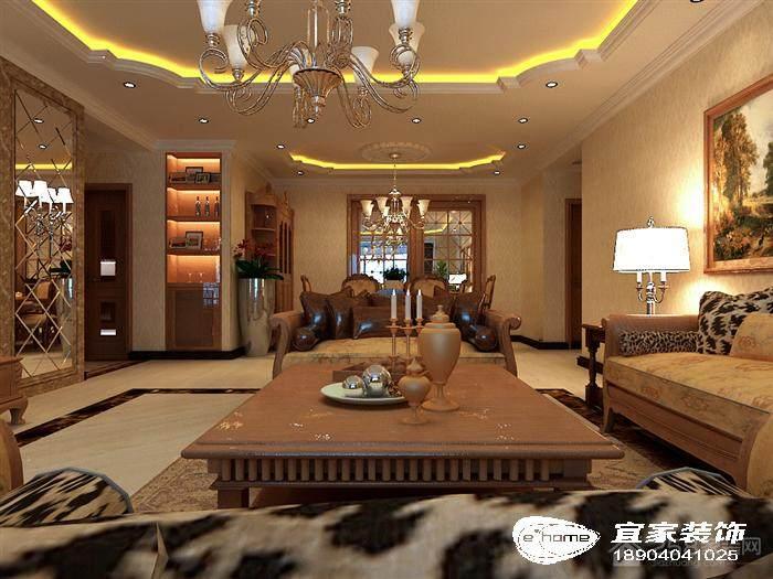 中海国际社区简欧风格