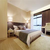 浪漫卧室欧式双人床装修效果图